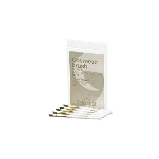 Wenkbrauwpenseel Goud (5 stuks) / RefectoCil