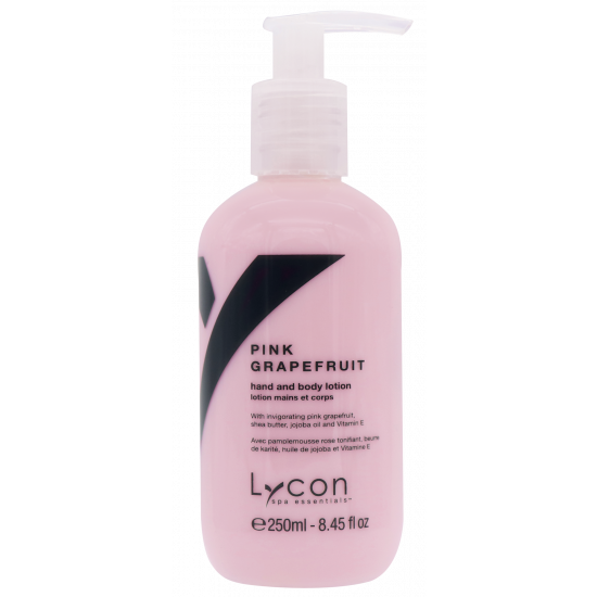 Pink Grapefruit Hand & Body Lotion (250ml)