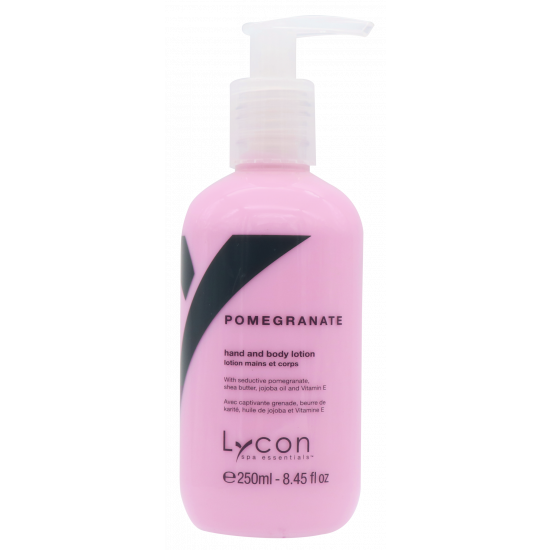 Lycon Hand- & Bodylotion Pomegranate
