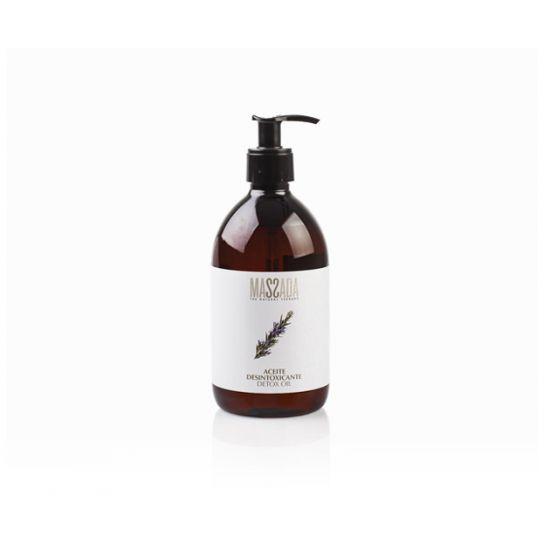 Detox Oil (500ml) -- Massada Lympho Draining