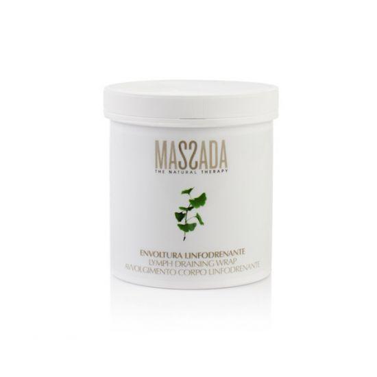 Lympho Draining Wrapping gel - Massada
