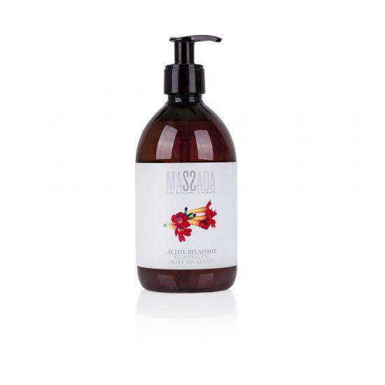 Relaxing Oil  (500 ml) - Massada Therapeutisch PRO