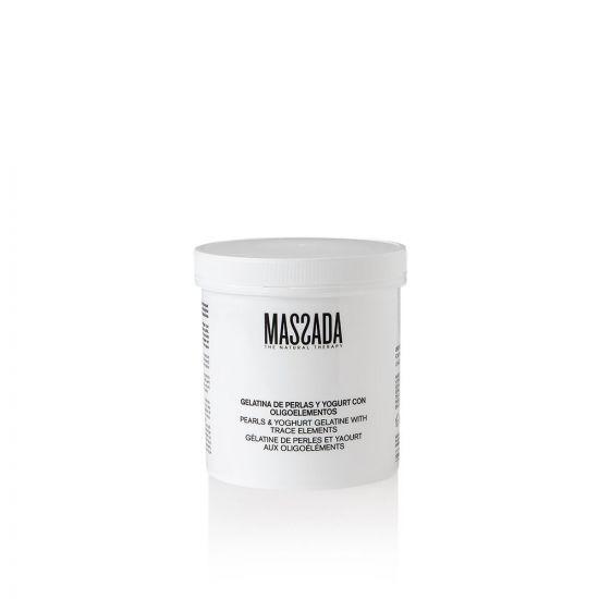 Pearls & Yoghurt Gelatine with trace elements (1000ml) - Massada