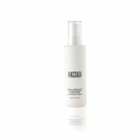 Moisturizer Whitening Complete Cream SPF25/PA +++ - Massada Pro