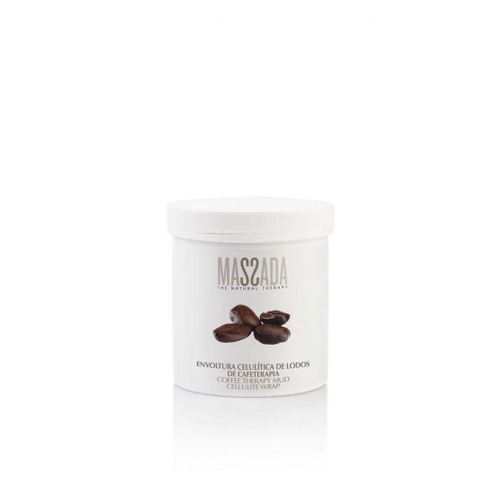 Coffee Therapy Cellulite Mud Wrap - Massada