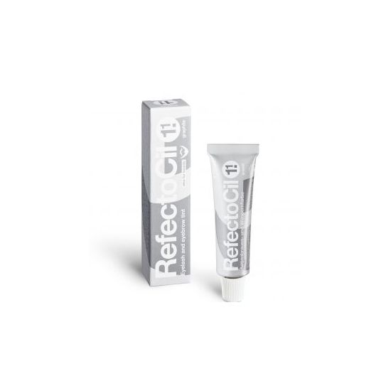 Refectocil wimper- en wenkbrauwverf kleur 1.1 grijs