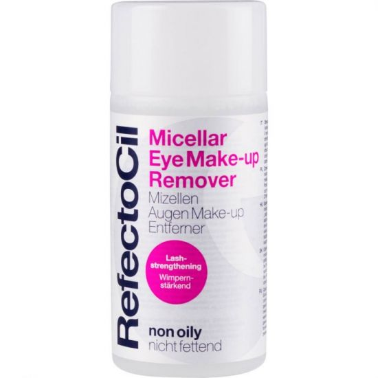 miccelar eye make-up remover - refectocil