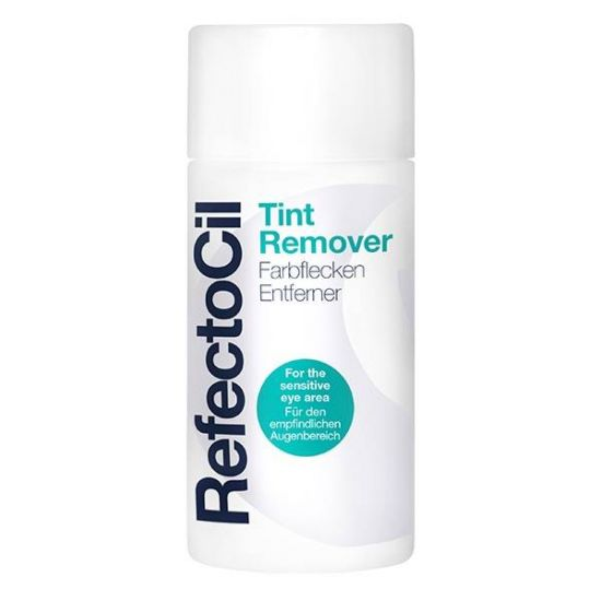 Tint remover- refectocil