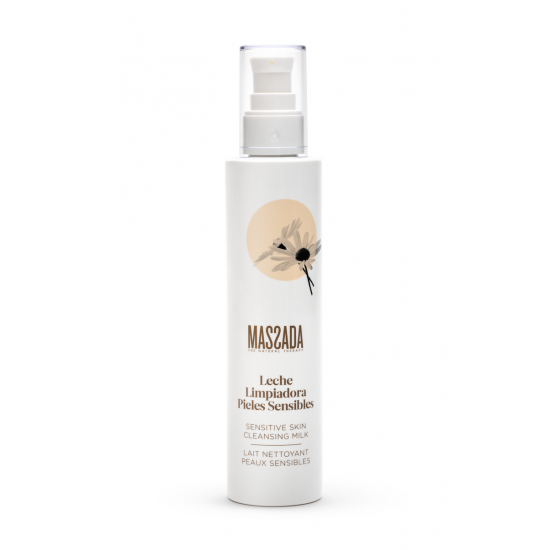 Sensitive Skin Cleansing Milk - Massada Retail