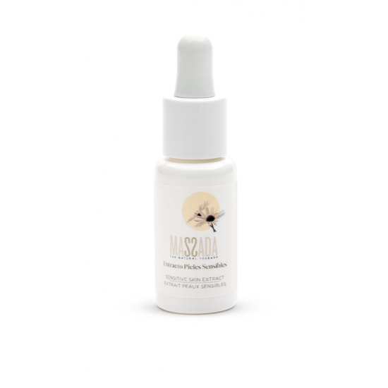 Sensitive Skin Extract (15 ml) - Massada Retail
