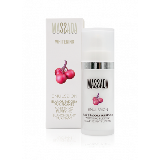 Whitening Purifying Emulsion - Massada Retail