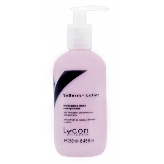 SoBerry body lotion lycon - moisturising