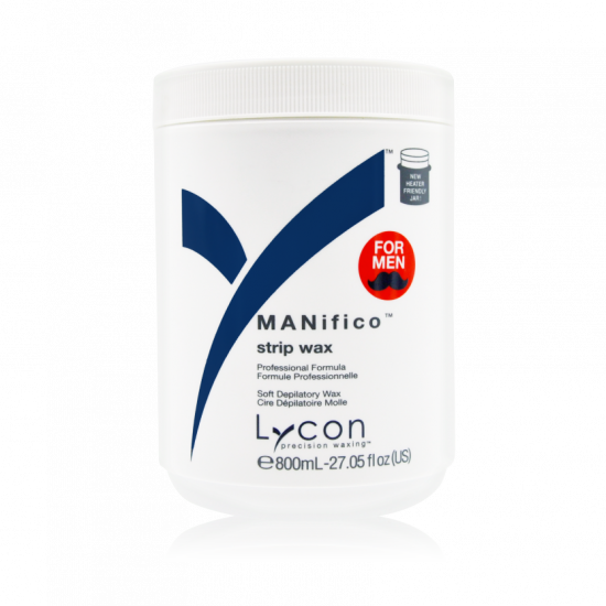 LYCON MANifico Strip Wax 800ml for men