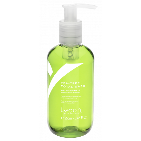 Tea-Tree Total Body Wash lycon