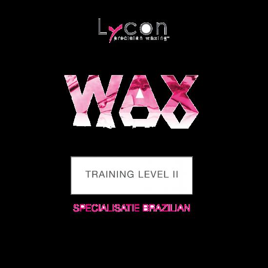 Brazilian Wax Training Level II (incl. certificaat) - LYCON