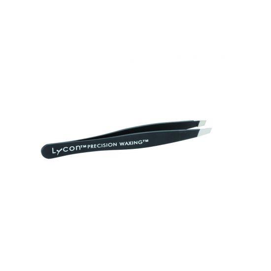 Precision Black Tweezers pincet Lycon
