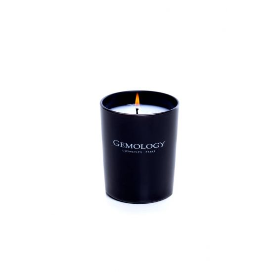 White Tea & Fig Candle (geurkaars) - Gemology retail -new-