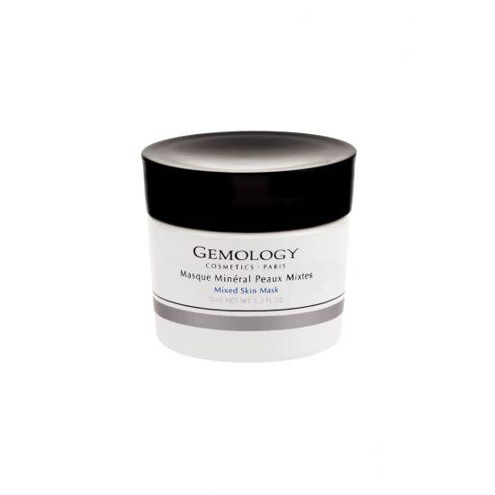 Masque Mineral Peaux Mixtes - Gemology retail