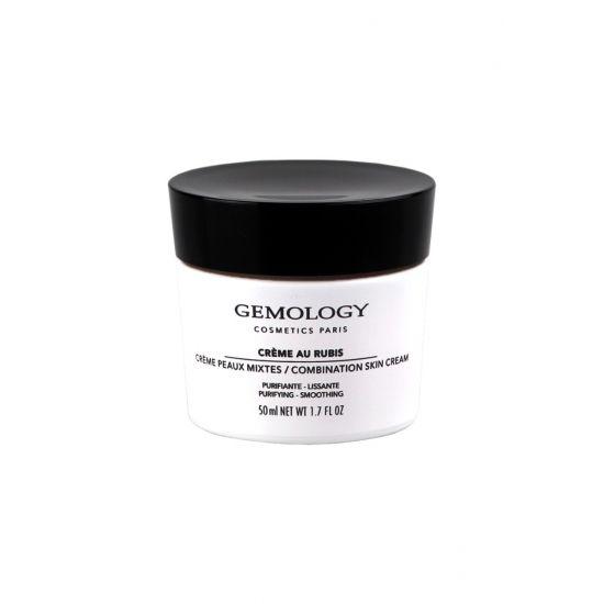 Crème au Rubis FOR MEN - Gemology  dagcreme voor de gemengde huid voor mannen
