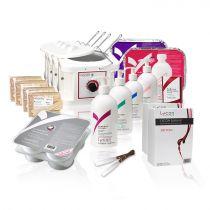 Wax starterskit IV - Professionele kit met alle waxsoorten!