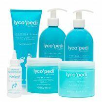 Voetverzorging - LYCO'Pedi Professional kit - Lycon